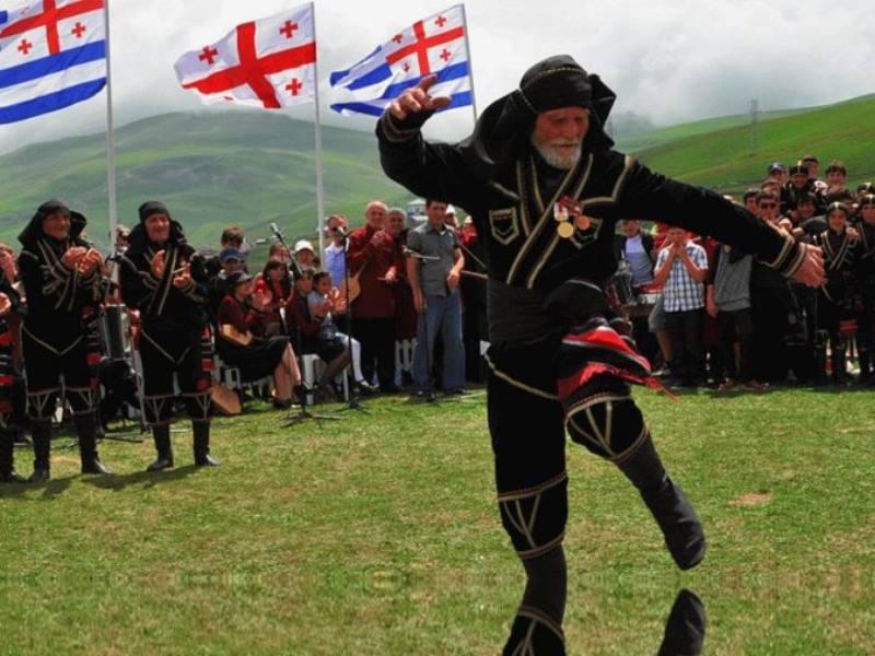 танец народности