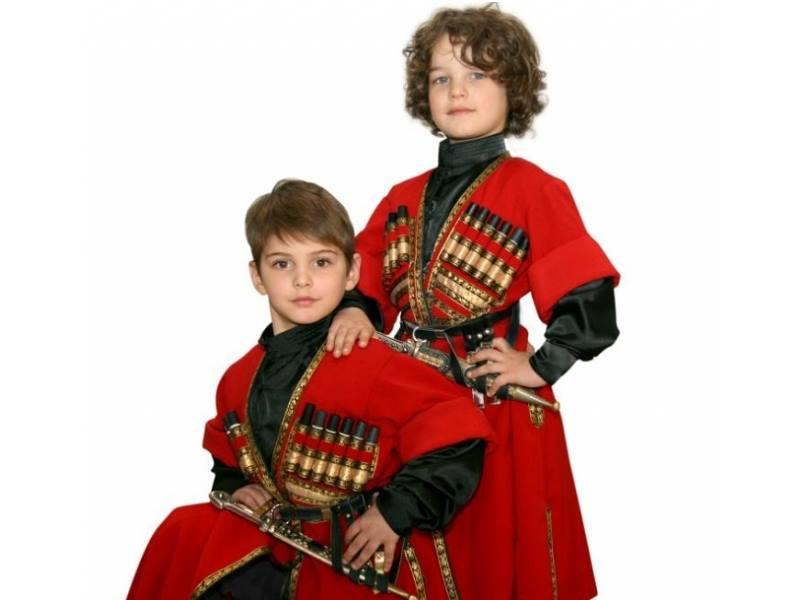 костюм народности