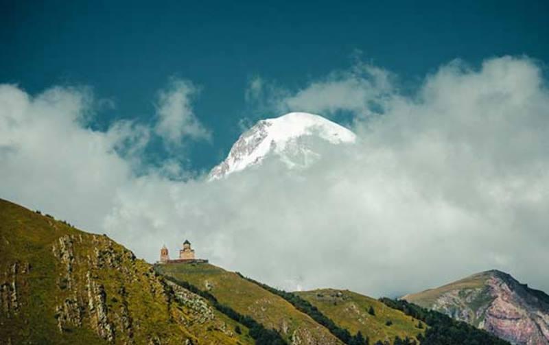 могущество горы